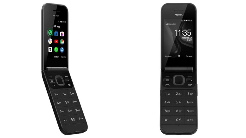 Nokia Relaunches The Famous Flip Phones 2