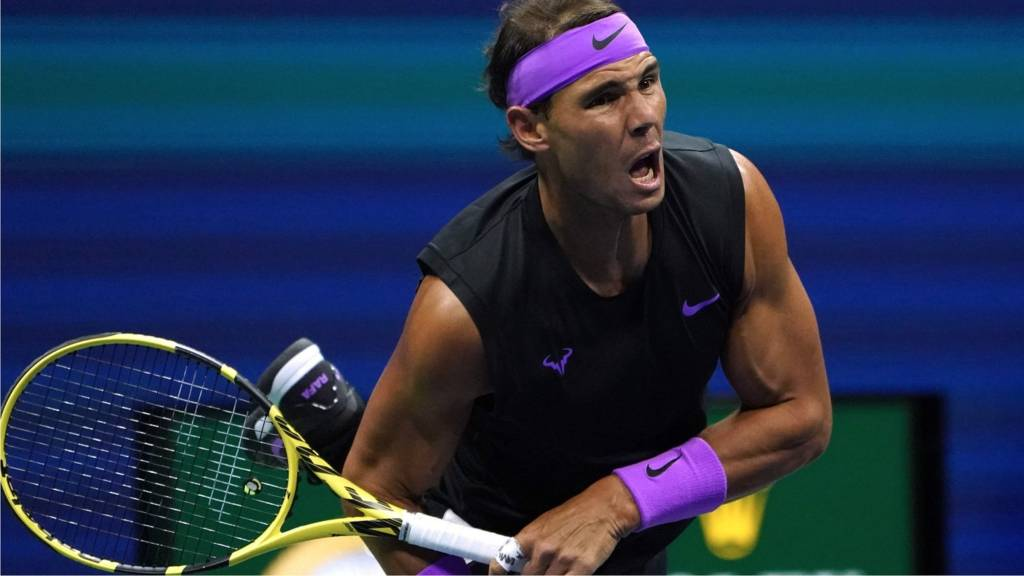 Rafael Nadal Battles to Win his 19th Grand Slam in US Open 2
