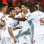 Ronaldo Scores 4 as Portugal Beat Lithuania in Euro Qualifiers