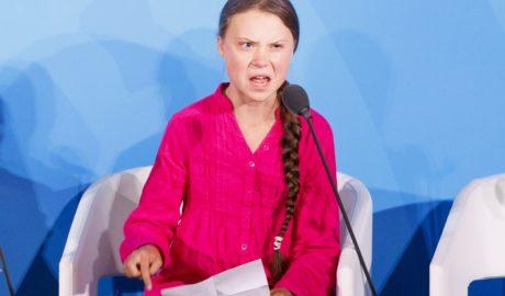 16 Year Old Greta Thunberg Shames World Leaders for Failing Her Generation 8