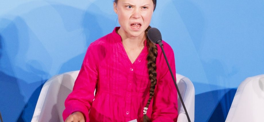 16 Year Old Greta Thunberg Shames World Leaders for Failing Her Generation 1