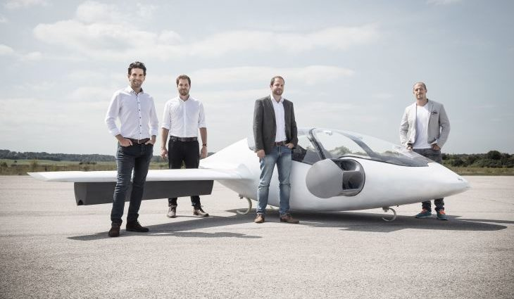 Flying Taxi coming Your Way Soon at the Same Cost as Regular Taxi 1