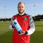 Teemu Pukki is the August English Premier League Player of the Month