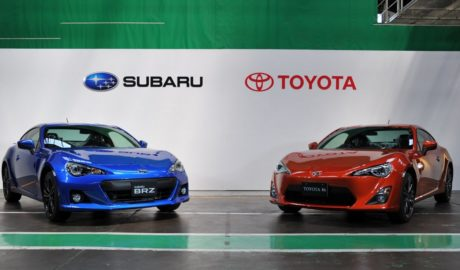 Toyota Becomes the Largest Shareholder in Subaru - Newslibre