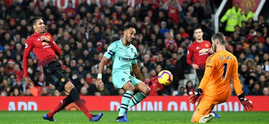 Manchester United vs Arsenal: Battle for Banter Supremacy 1