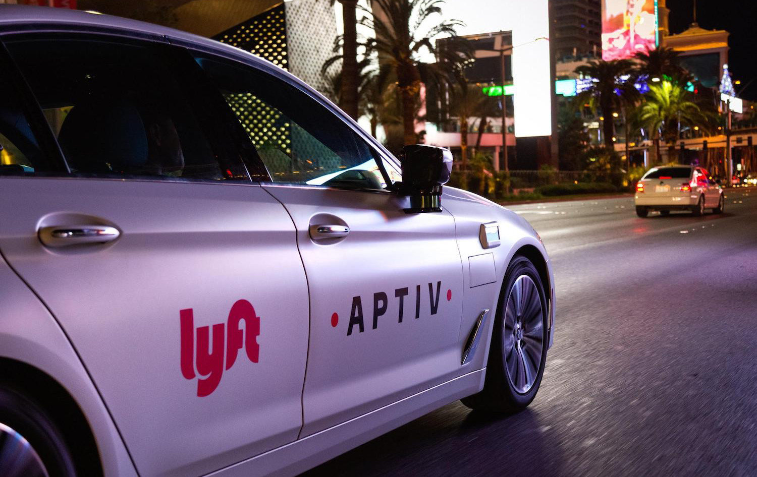 Self Driving Taxis Hit Las Vegas 2