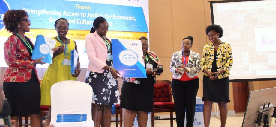 The Annual National Conference on Economic, Social and Cultural Rights 2019 Report Released 1