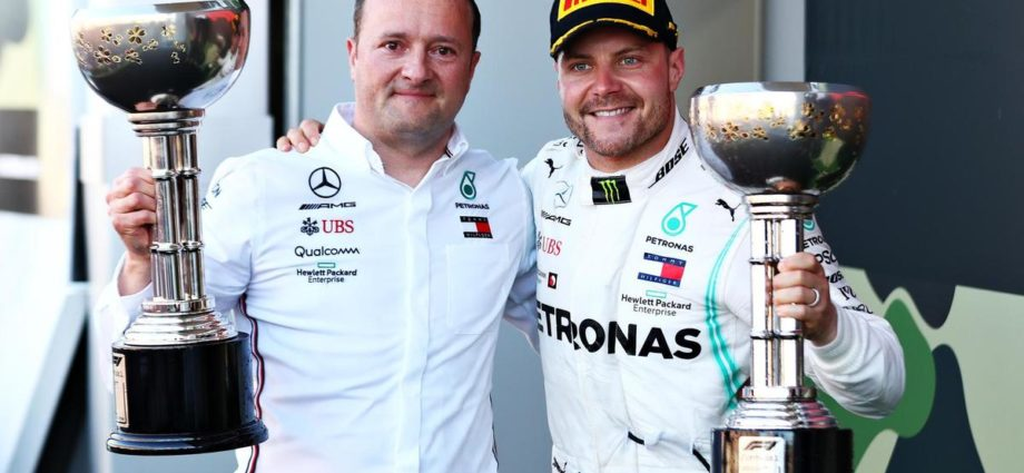 Bottas Wins Japanese Grand Prix and Mercedes Win their 6th Constructors Championship 1