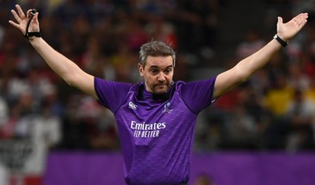 Jerome Garces Will Be Center Referee As England Take On South Africa in Rugby World Cup Final 5