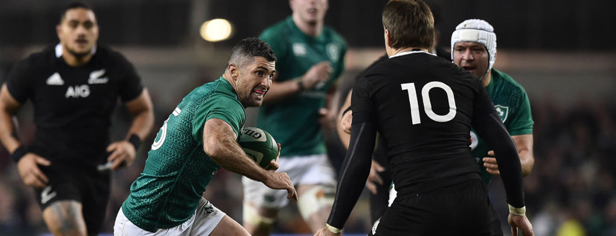 All Blacks Defeat Ireland to Book a Semi Final Spot Against England 2