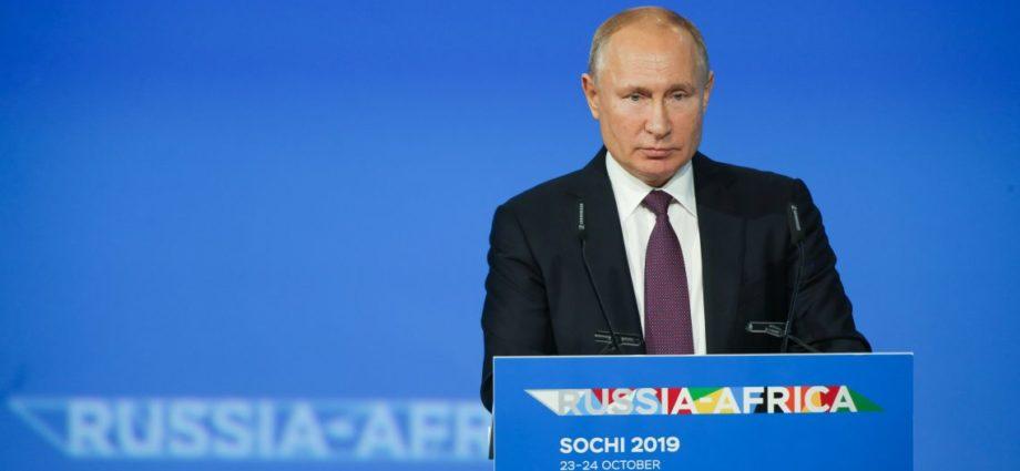 Russia Writes Off $20 Billion African Debt 1