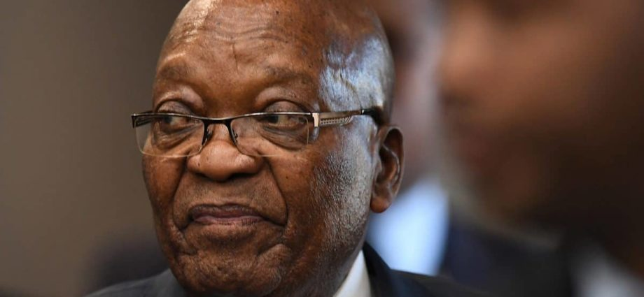 Former South Africa President Zuma Faces 16 Charges of Fraud 1