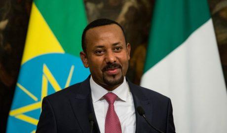 Ethiopian PM Abiy Ahmed awarded Shs 3bn Nobel Peace Prize.