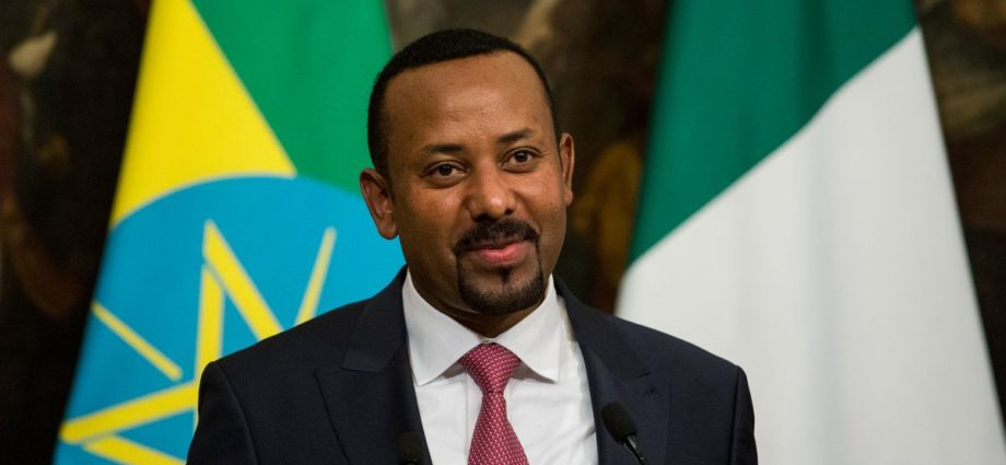 Ethiopian PM Abiy Ahmed awarded Shs 3bn Nobel Peace Prize.