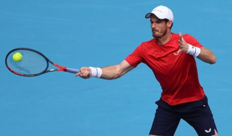 Andy Murray returns once again to reclaim his place in the tennis world.