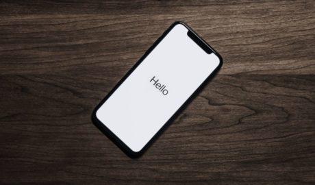 Cellphone device.
