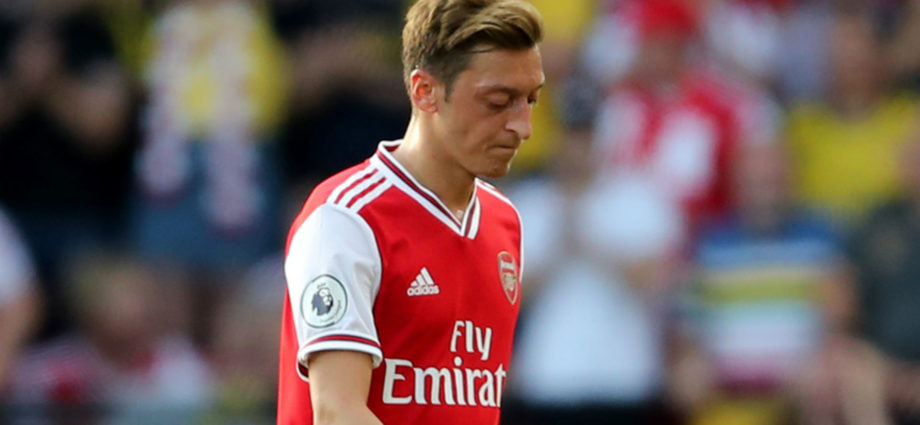 "Mesut Ozil Hits Back At Critics for Always Being Used as ""Scapegoat"" 1"