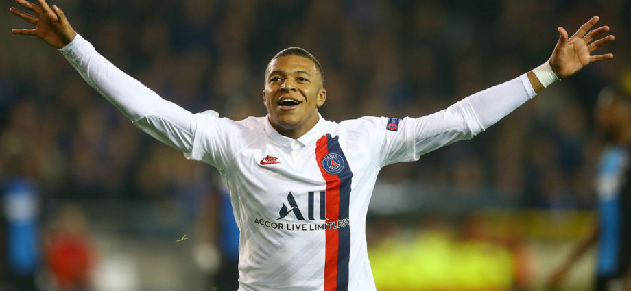 Juventus Considering To Make Huge Investment in Mbappe 1