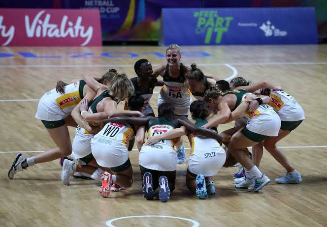 Teams Gear Up For The African Netball Cup 2019 1