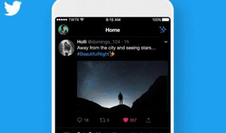 Twitter Introduces Lights Out Mode on Android 8