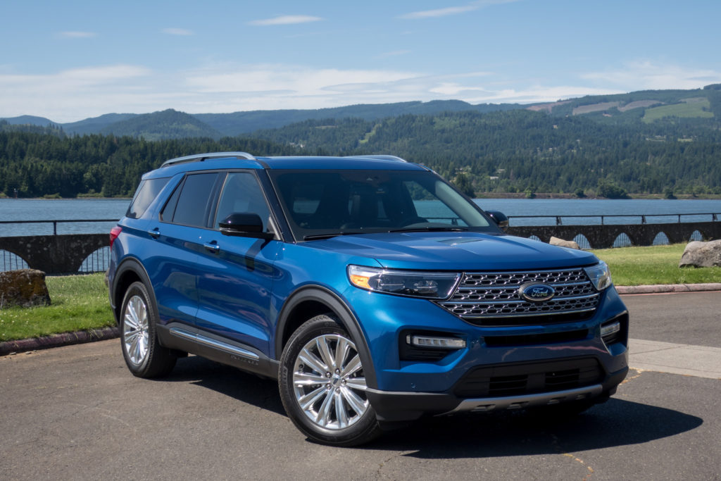 2020 Ford Explorer Hybrid - Newslibre