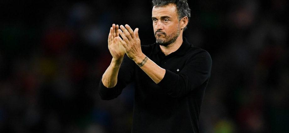 Luis Enrique Makes Incredible Return As Spain Head Coach After 9 Months 1