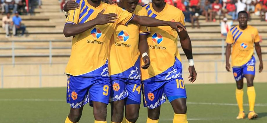 KCCA FC Hope To Continue Their Charge Up The Table 1