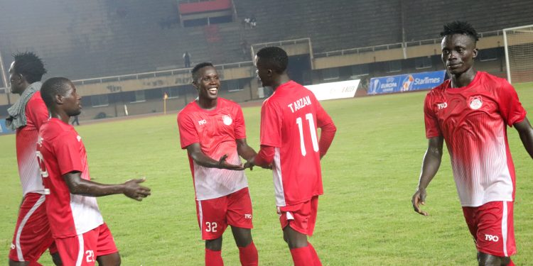 KCCA FC Hope To Continue Their Charge Up The Table 2