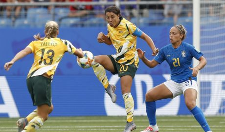Australia to Pay Women and Men Footballers Same Amount Earnings 4