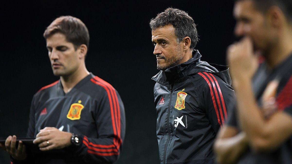 Luis Enrique Makes Incredible Return As Spain Head Coach After 9 Months 2