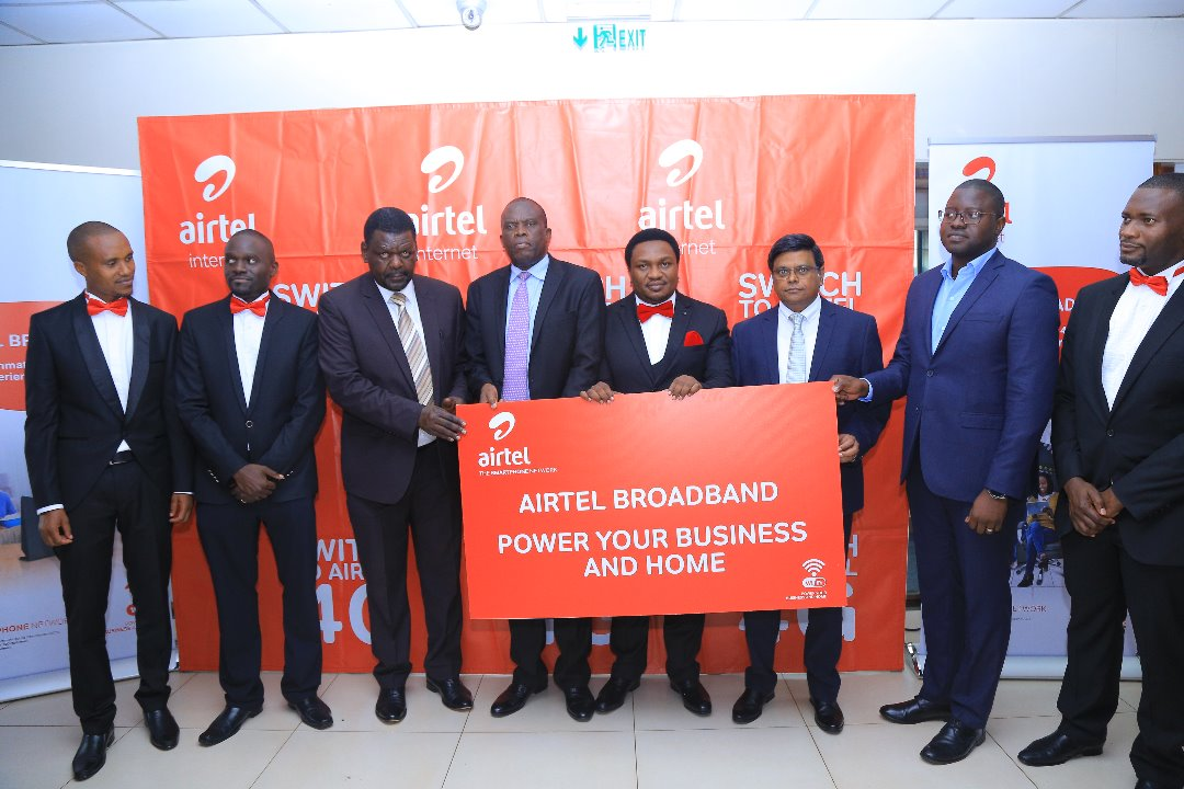 Airtel Uganda Launches Broadband With 1GB Going For As Low As UGX 1,500 3