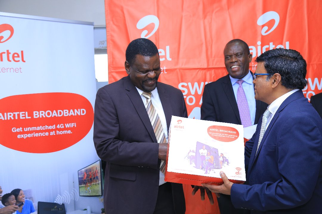 Airtel Uganda Launches Broadband With 1GB Going For As Low As UGX 1,500 4