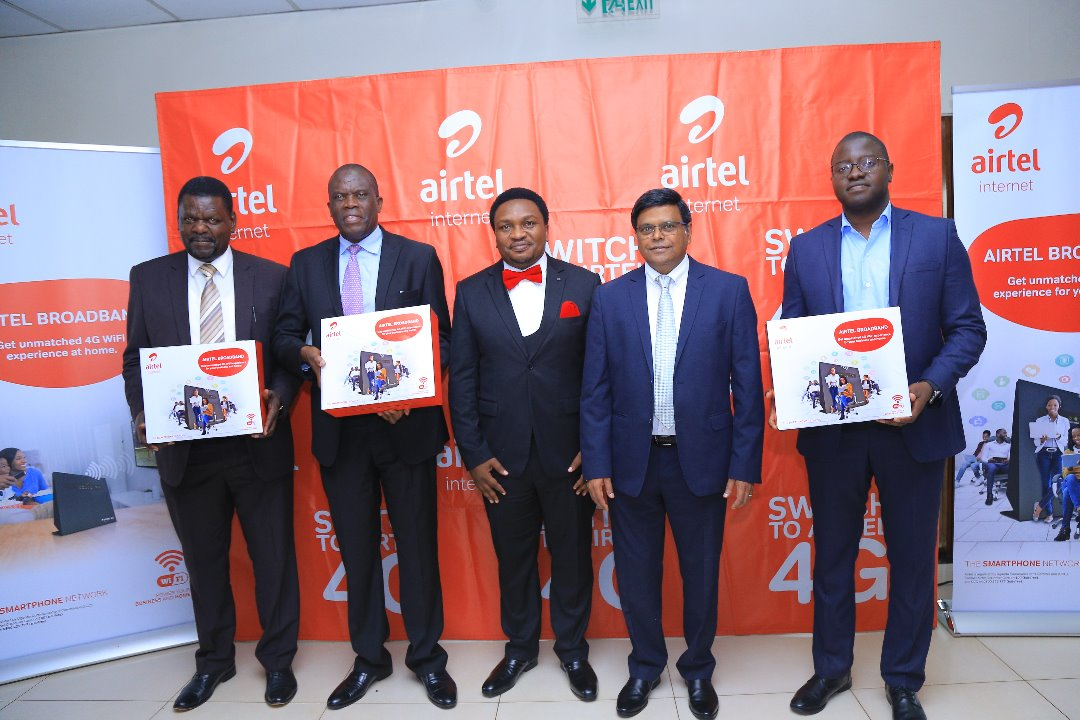 Airtel Uganda Launches Broadband With 1GB Going For As Low As UGX 1,500 2