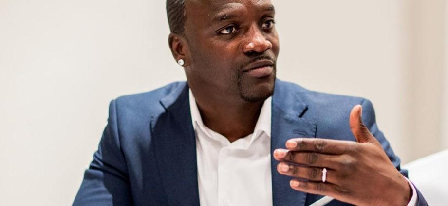 Akon Building Futuristic City In Senegal - Newslibre