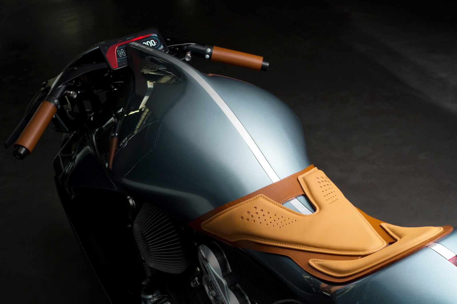 Aston Martin Builds Its Own Cool Motorcycle