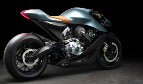 Aston Martin Builds Its Own Cool Motorcycle 2