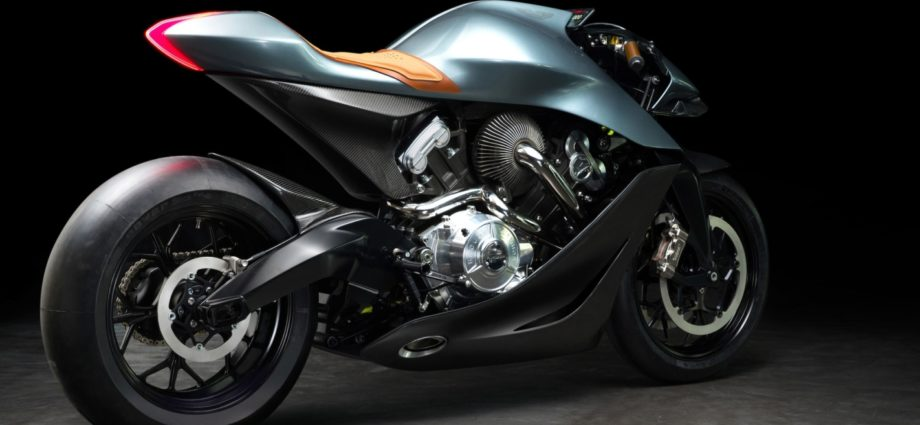 Aston Martin Builds Its Own Cool Motorcycle 1