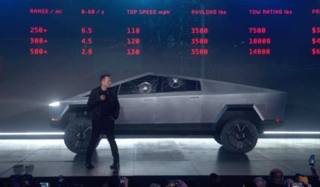 Tesla Receives 200,000 Preorders For Its Cybertruck 1