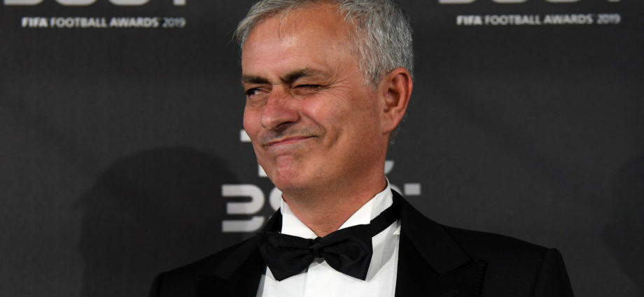 Mourinho Is The New Tottenham Hotspurs Manager