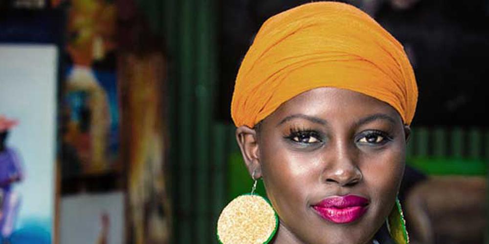 Jackie Akello.