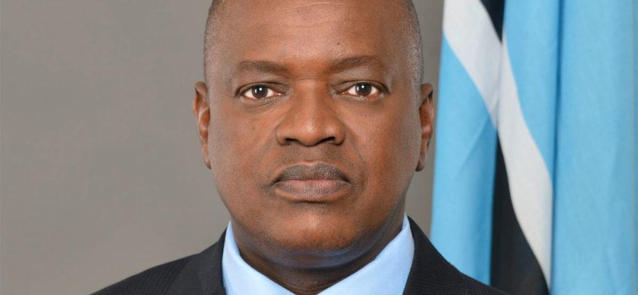 Botswana Swears In Fifth President 1