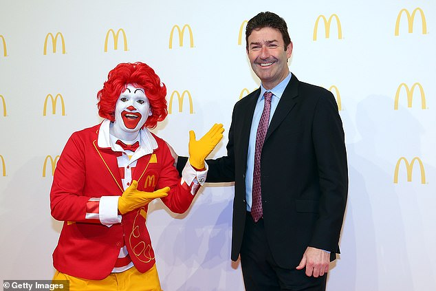 McDonald's CEO Steve Easterbrook has been fired for breaking company rules by having a consensual relationship with an employee.