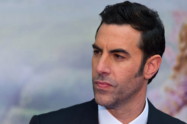 Sacha Baron Cohen is known for his talented acting skills and multi-diverse roles.