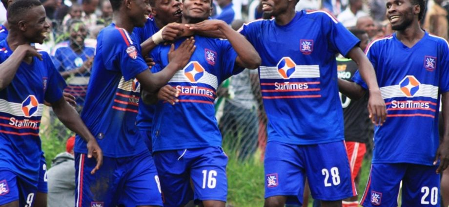 SC Villa cement their third place with 27 points after beating Onduparaka.