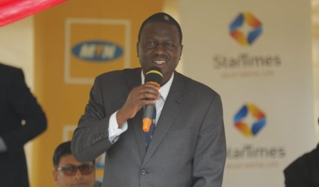 TECNO Mobile Uganda and partners MTN Uganda and Startimes have today donated computers to five secondary schools in Mukono district.
