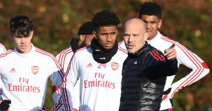 Arsenal Interim Manager Freddie Ljunberg On His New Role - Newslibre