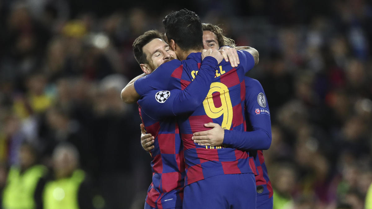 Barcelona Host Real Madrid in El Classico Despite Not Winning Against Zidane at Camp Nou - Newslibre