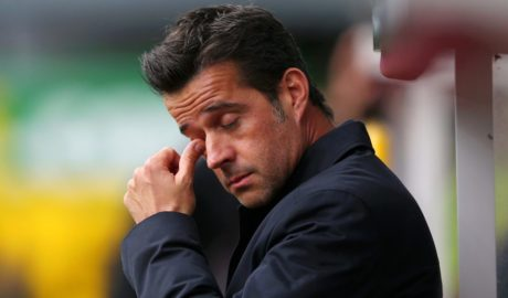 Everton to Stick with Failing Marco Silva