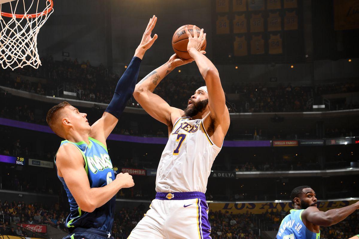 Luka Doncic Sinks LA Lakers 10 Game Winning Streak In NBA - Newslibre