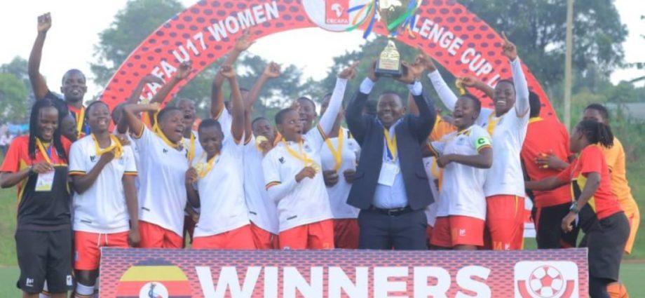 Uganda Wins Inaugural CECAFA U17 Girls' Championship - Newslibre